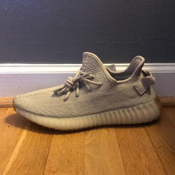info for 63540 1d8ee Sesame yeezys size 9 NWT